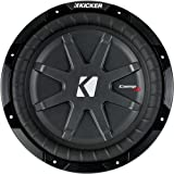 Kicker 40CWRT101 CompRT Series 10 inch Subwoofer Dual 1 Ohm