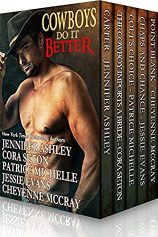 book cover of Cowboys Do It Better