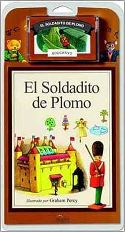 Book El Soldadito de Plomo with Cassette(s)