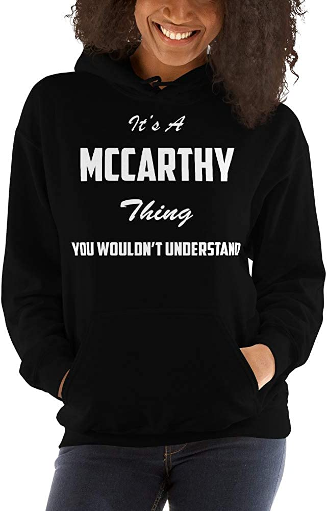 meken Its A MCCARTHY Thing You Wouldnt Understand