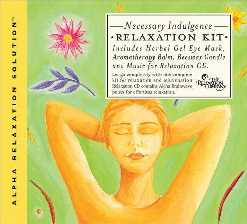 Necessary Indulgence Relaxation Kit (Indulgence Kit)