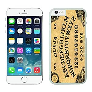Iphone 6 Case, Ouija Board Iphone 6 Plus(5.5-inch) Cases White Cover