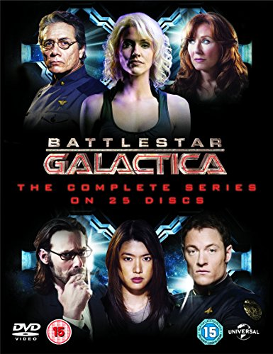 Battlestar Galactica: The Complete Series (2010) Edward James Olmos