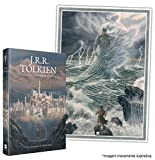 capa de A Queda de Gondolin + Pôster