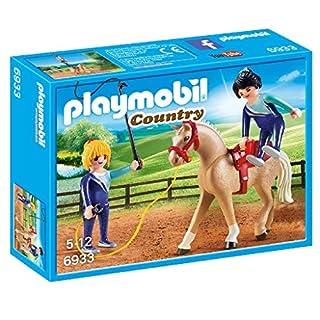 PLAYMOBIL Vaulting Horse Building Set