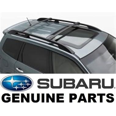 2009-2013 Subaru Forester OEM Cross Bars Roof Rack AERO GENUINE OEM BRAND NEW FACTORY