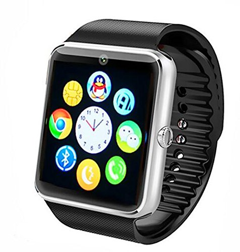 Amazon.com: 16G SD CARD WITH GT08 smart watch Clock Sync ...