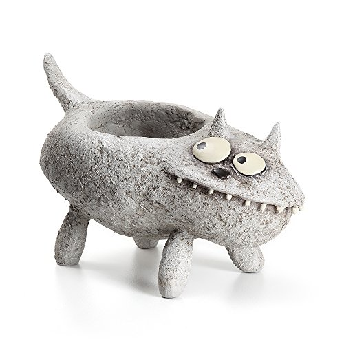 Cheap Georgetown Home & Garden Fluffy Cat Planter The Blob House