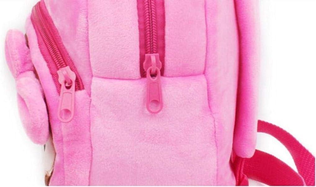 Boys/&Girls Cartoon Cute Animal Backpack Preschool Shoulder Bag by Vertily Cat