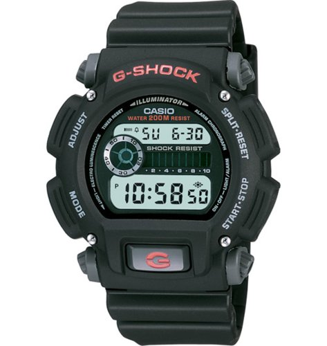 Casio Wristwatches (Model: DW9052-1V)