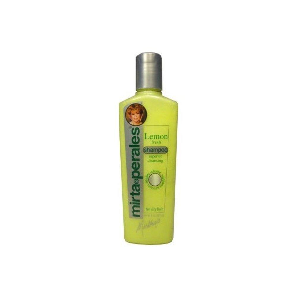 Mirta De Perales Lemon Fresh Shampoo, 16 Ounce