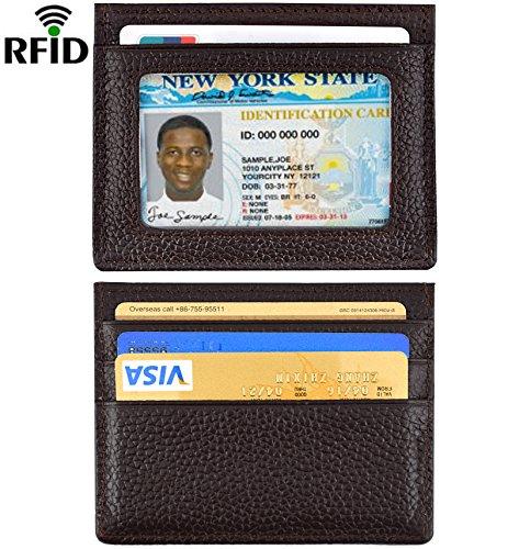 Pocket Wallet Leather Blocking Credit product image