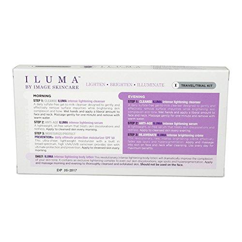 Image Skincare Iluma Travel/trial Kit