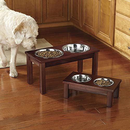 Orvis Elevated Wooden Feeder/Elevated Wooden Feeder - Large