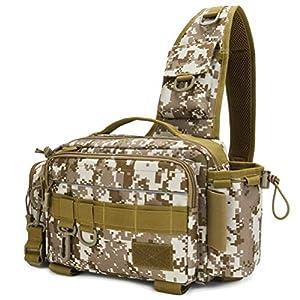 ARTOCT Fishing Tackle Bags,Multifunctional Outdoor...
