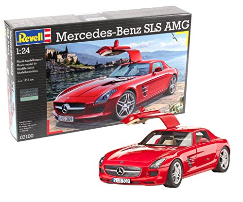 Revell Germany Mercedes-Benz SLS AMG Model Kit