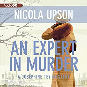 An Expert in Murder Audiobook