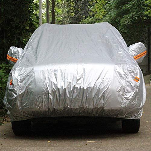ERQINGCZ Wasserdichte Autoabdeckung Auto Auto Cover Regen Sun Snow Protector Cover Für Lexus