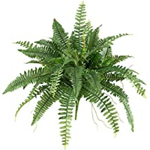 "Nearly Natural 6032-S2 40"" Boston Fern (Set of 2)"
