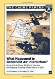 What Happened to Battlefield Air Interdiction? Army and Air Force Battlefield Doctrine Development from Pre-Desert Storm To 2001, Lieutenant Colonel, USAF, Terrance J., Terrance McCaffrey, III, Lieutenant , USAF, 1479196843