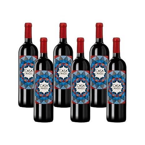 Casa LAngel Cepas Viejas - Vino Tinto - 6 Botellas