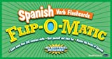 Kaplan Spanish Verb Flashcards Flip-O-Matic, Kaplan Publishing Staff, 0743260376