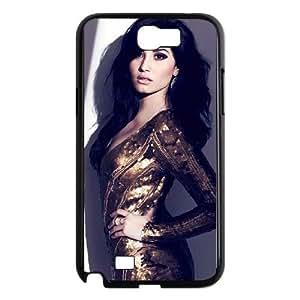 Demi Lovato Samsung Galaxy N2 7100 Cell Phone Case Black Gift pjz003_3157484