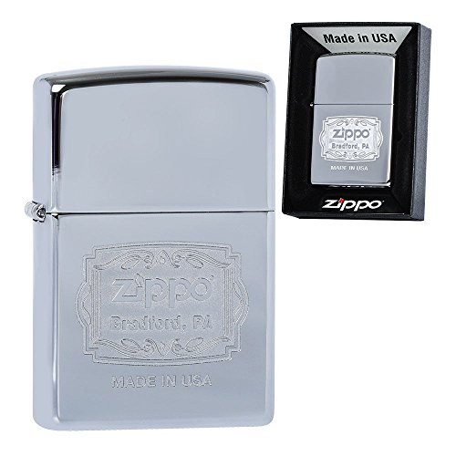 Zippo 29521 Zippo Bradford PA Lighters Made in USA South Korea (Zippo Lighters Bradford Pa)