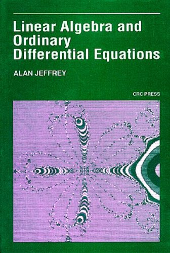 Linear Algebra and Ordinary Differential Equations (softcover)