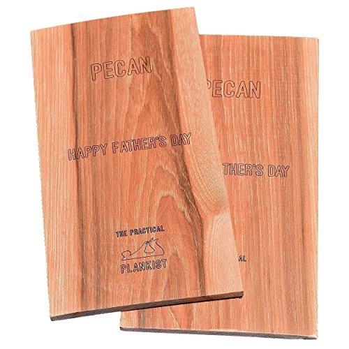 Grilling Planks Personalized Cedar Alder Pecan Hickory Handcrafted Grill Planks Set
