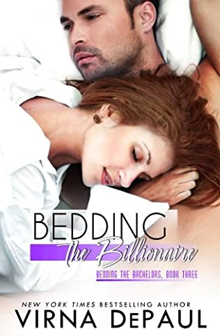 book cover of Bedding The Billionaire