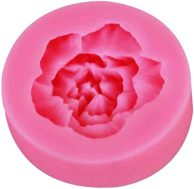 Impresora 3D – Molde de silicona para decoración de pasteles de ...