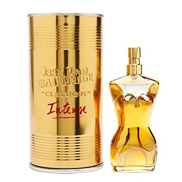 Jean Paul Gaultier Classique Intense Eau de Parfum Spray, 50Ml, 1.6 Ounce