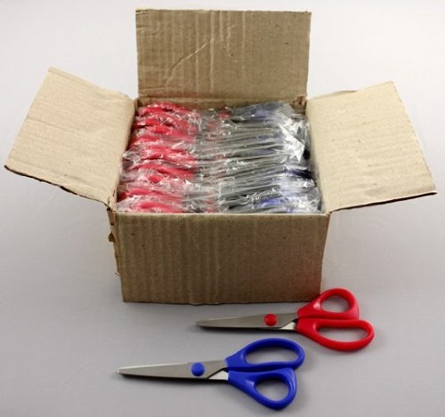 Scissors - School Safety - Bulk pack 576 pcs sku# 1301737MA