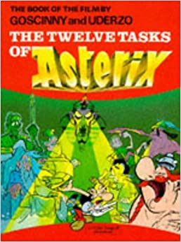 The Twelve Tasks of Asterix - The book of the film