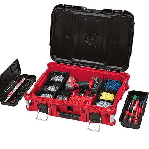 New Tool Box-Interior Organizer Trays 48-22-8424 PACKOUT 75lbs Weight - Resistant Durable Impact Drawers (Only 1 pc Left) US-Fast ship