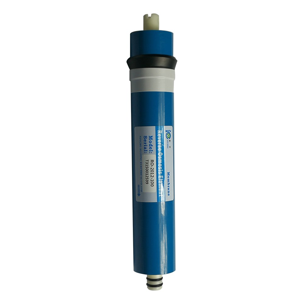 HUINING 100G Reverse Osmosis Memebrane Replacement Filter for Under-Sink Water Filter System