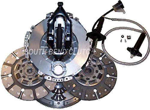 (South Bend Clutch G56-OKHD Clutch Kit)