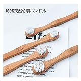 MitButy Tongue Cleaner Scraper, 4-Pack Bamboo
