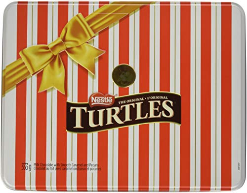 (Nestle Turtles Original; Limited Edition; 333g Tin (Imported from Canada))