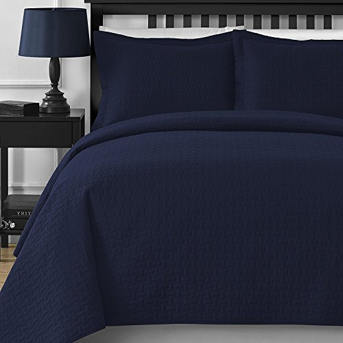 Wireless Thermal Pressed Quilted Coverlet product image