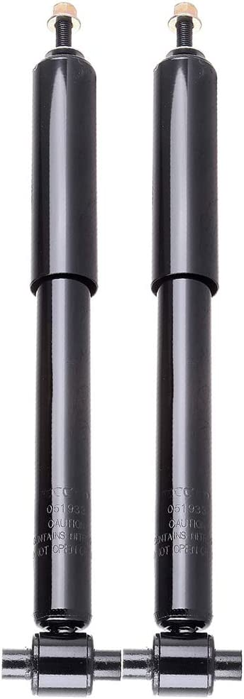 Set Of Rear Shock Absorbers Fits Volvo 2001-2009 S60 1999-2006 S80 2001-2007 V70