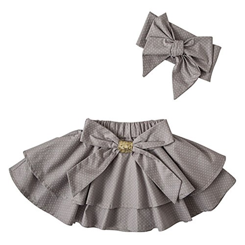 Ruffle Mini Skirt Set - 8