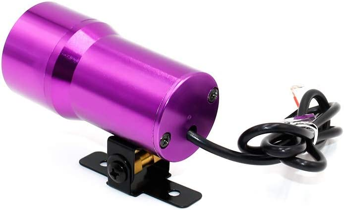 Junjg-Gauge 37MM Auto Lens Exhaust Gas Temp EGT//EXT Car Instrument Digital Display Exhaust Gas Meter Low power consumption