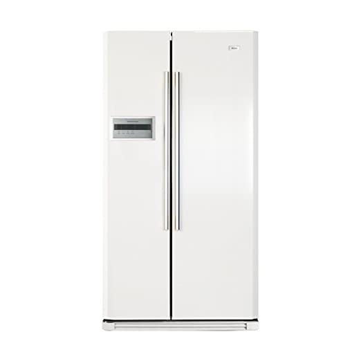 Haier HRF-660AA Independiente 530L A+ Blanco nevera puerta lado a ...