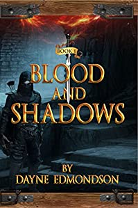 Blood And Shadows by Dayne Edmondson ebook deal