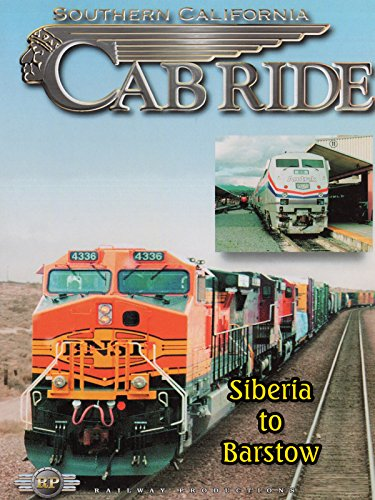 Southern California Cab Ride-Siberia to Barstow for sale  Delivered anywhere in USA