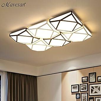Brilife Deckenleuchte E27 Deckenleuchte Mit Fernbedienung Led Lampe