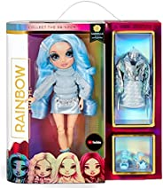 Rainbow High Gabriella Icely – Ice (Light Blue) Fashion Doll with 2 Outfits to Mix & Match and Doll Access