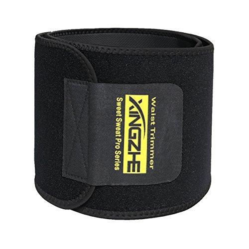 5bf3e2f396441 Waist Trimmer - Weight Loss Ab Belt - Exercise Waistband - Abdominal  Support Belt - Adjustable
